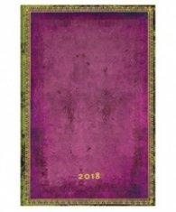 Paperblanks 2018 Byzantium Diary, Mini, Lined/ 41696