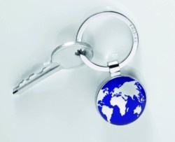 Ключодържател Troika-AROUND THE  WORLD KR7-52/CH