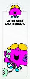Мис и Мистър разделители - Little Miss Chatterbox
