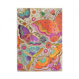 Бележник Paperblanks Diary 2020, Flutterbyes, Midi/ 1755