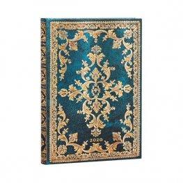 Бележник Paperblanks Diary 2020, Metauro, Midi/ 1786