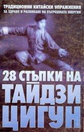 28 стъпки на Тайдзи Цигун