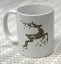 Коледна чаша Еленче