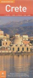 Rough Guide Map Crete