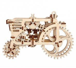 3D Механичен Пъзел - Трактор 120181