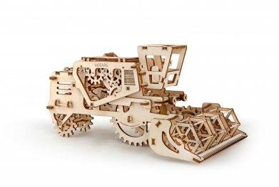 3D Механичен Пъзел - Комбайн 120136