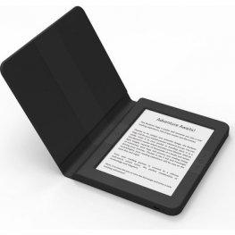 """BOOKEEN Cybook SAGA Black 15,2см/6"""" електронна книга, четец със силиконов калъф"""