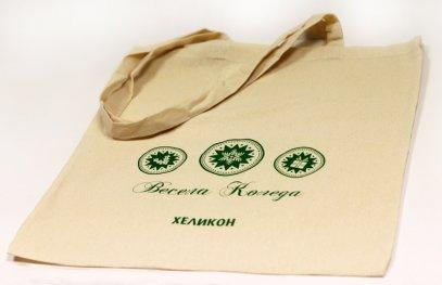 Еко торбичка Хеликон Коледна звезда