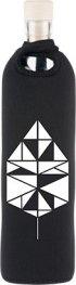 Бутилка FLASKA NEO 0.750L: Черен танграм