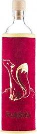 Бутилка Flaska SOFT - 0,500l: Червен - Лисица