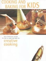 Cooking and Baking for Kids