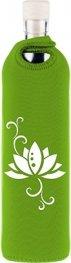Бутилка FLASKA NEO DESIGN 0.500L: Зелен Лотос