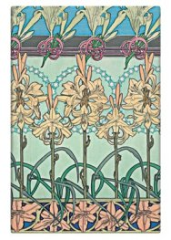 Бележник Paperblanks Mucha Collection Mini, Lined/ 1834