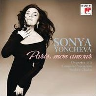 Sonya Yoncheva - PARIS, MON AMOUR CD