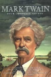 Four Complete Novels / Mark Twain