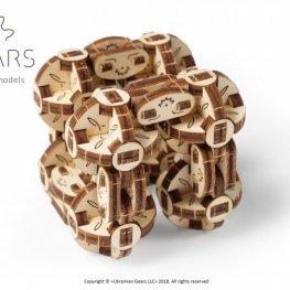 3D Механичен Пъзел - Флекси-куб 120747