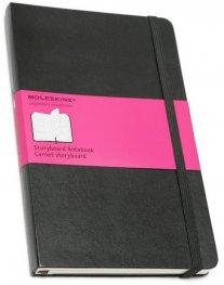 Бележник Moleskine Storyboard Notebook Pocket [Hardcover] [5380]