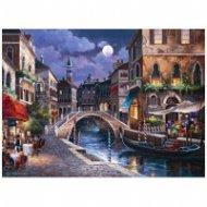 Пъзел  Венецианска улица - 1000 части  3087