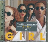 Girl / Pharrell Williams CD