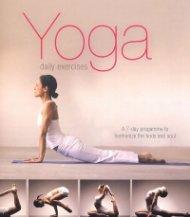 Yoga. Daily Exercises