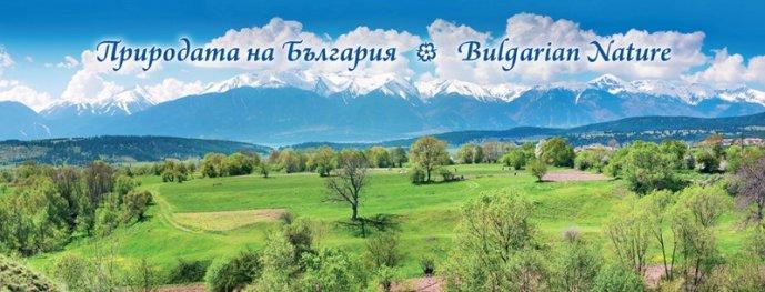 Календар пирамида: Природата на България 2021