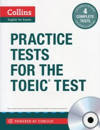 Collins English for Exams: Practice Tests for The TOEIC TEST