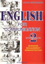 English for Communication 2: Intermediate