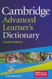 Cambridge Advanced Learner's  Dictionary / Fourth Edition