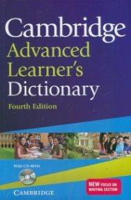 Cambridge Advanced Learner's  Dictionary / Fourth Edition