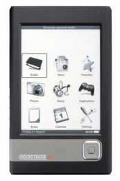 """PocketBook 301 """"Comfort"""" - E-book reader"""