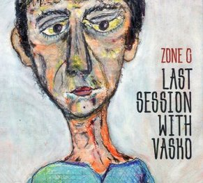 Last Session with Vasko - Zone C (CD)