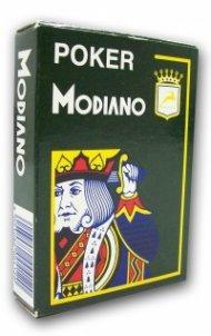 Карти за игра Modiano Poker червен
