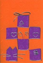 Етикетче за подарък 20