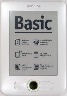 PocketBook Basic 2PB614W-D-WW White