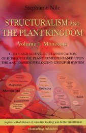 Structuralism and the Pkant Kingdom Volume 1: Monicots