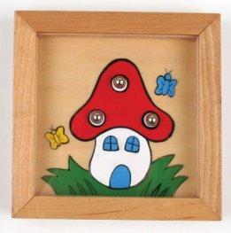 Toys Pino игра за сръчност 7685-4 къща