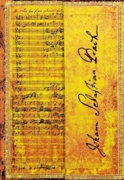 Бележник Paperblanks BACH, CANTATA BWV 112 Embellished Manuscripts Collection, Mini, Lined/4797