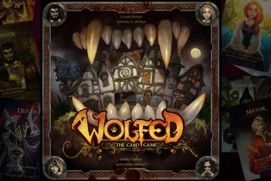 Wolfed - настолна игра