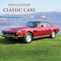 Calendar 2018: Classic Cars